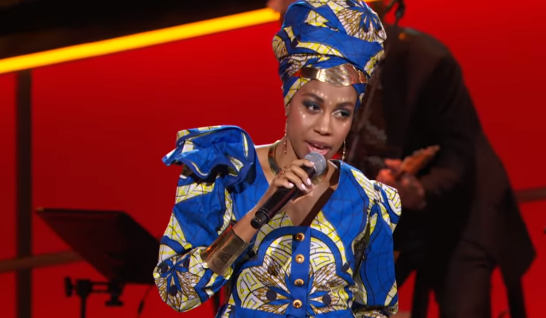 ICYMI:  Watch Jazzmeia Horn Blow The Roof Off @ The Grammys