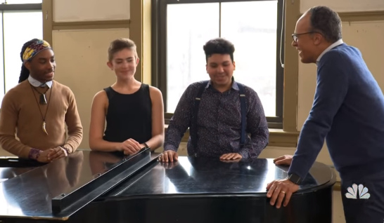 NBC Spotlights The Jazz Institute of Chicago's Impact on Young Musicians