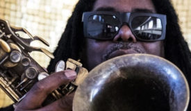 Metro: Courtney Pine: Jazz music is very dangerous