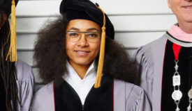 Esperanza Spalding, Nile Rodgers Honored at Berklee College of Music