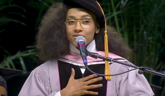Esperanza Spalding – 2018 Berklee Commencement Address