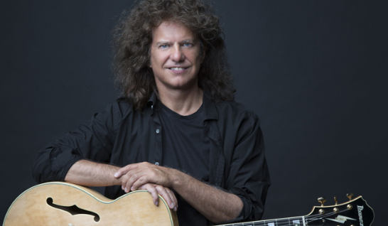 Pat Metheny to Receive PRS for Music Gold Award at Jazz FM Awards