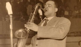 Houston celebrates jazz legend Arnett Cobb's 100th birthday with music
