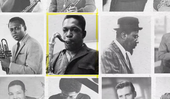 "Jazz Deconstructed: John Coltrane's ""Giant Steps"""