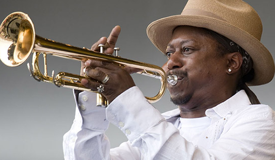 Kermit Ruffins & The BBQ Swingers @ The Little Gem Saloon, New Orleans