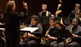 U.of Arkansas Launches New Jazz Studies Concentration