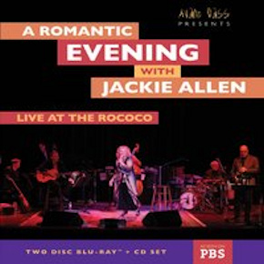 Jackie Allen | A Romantic Evening with Jackie Allen: Live at The Rococo