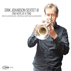 Erik Jekabson Sextet III | One Note At A Time
