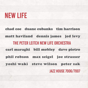 The Peter Leitch New Life Orchestra | New Life